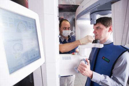 Цифровая диагностика зубов